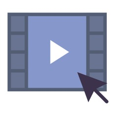 See more icon inspiration related to multimedia, movie, video player, play button, multimedia option and interface on Flaticon.