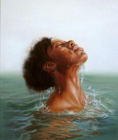 Arturo Samaniego | PICDIT #painting #paint #portrait #art
