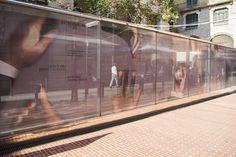 Toca Primer Palau #mzar #exterior #billboard #steven #valla #wall #poster #hands #music #musician #barcelona #can