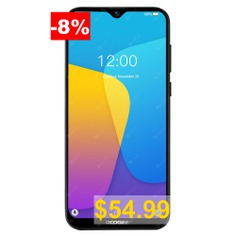DOOGEE #X90 #Cellphone #6.1inch #19. #9 #Waterdrop #LTPS #Screen #Smartphone #Quad #Core #16GB #ROM