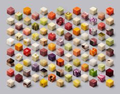 #cubes #cube #cut #food