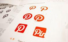 Carlos Pagan / Pinterest #pagan #branding #pinterest #carlos #logo #type