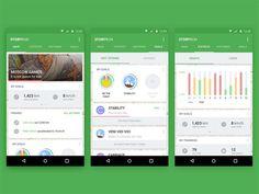 StoryRun — App for Runners
