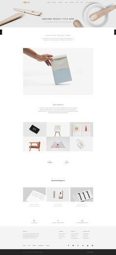 H-Code #Responsive & #Multipurpose #OnePage and #MultiPage #Template For #Portfolio Detail by #ThemeZaa http://goo.gl/ygs4kX