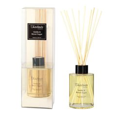 Fragrant Reed Diffuser Vanilla & Brown Sugar, 125 ml