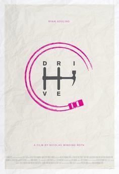 Minimal Drive Poster