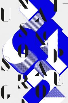 Buamai - Balla Dora Typo-grafika: Les Graphiquants #poster #typography