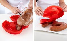 Number cake mould - Lékué #lku #design #producto #nomon