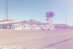 Route 66 #hotel #route66 #photography #mountains