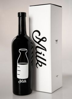 Lovely Package | Curating the very best packaging design | Page 2 #graphic design #packaging #blackwhite