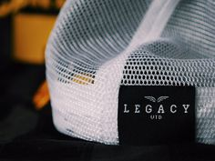 Legacy UTD #stylish #apparel #branding #legacy #brand #united #identity #utd #sample #logo #style