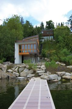 Modern Guest House on Mercer Island, Washington 13