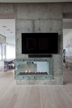 CJWHO ™ (Burnaby Residence by Tanya Schoenroth Design) #tanya #schoenroth #design #interiors #architecture #fireplace #luxury