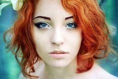 Google Reader (372) #sexy #eyes #redhead
