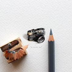 postcardsforants-1 #miniature #painting