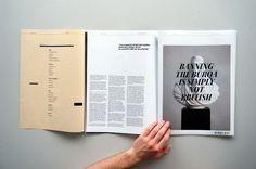 Horizons Magazine - Alex Doe #doe #alex #horizons #layout #burqa #magazine