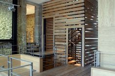 Vista interior #architecture #timber