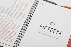 Flatland ISTD - Rough Enough Stuff #red #book #black #futura #type #layout #bind #typography