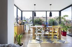 Family Refuge in Barcelona with a Pleasing Mixture of Scandinavian and Mediterranean Style 7