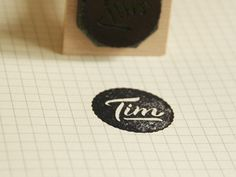 Tim Stamp by Tim Boelaars