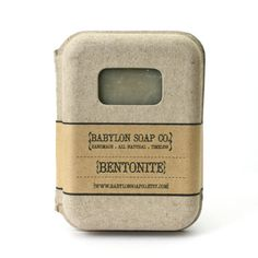 Babylon Soap Co. #packaging #soap #handmade #label