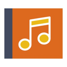 See more icon inspiration related to music, song, music player, musical note, quaver and interface on Flaticon.