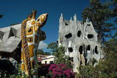 Crazy House (Dalat, Vietnam) #building #house #interesting