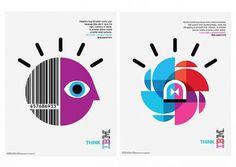 Office | Work | IBM / Designing a Smarter Planet #design #illustration #poster #graphic #ibm #visitoffice