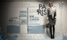 Graphic Design | beautifullife.info - Part 3 #paris #bakery #advertisement #design #posters #louis #fashion #vuitton
