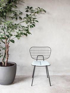 WM String Dining Chair by Studio WM for Menu. #chair