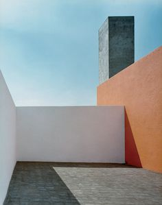 Luis Barragán, Barragán House, Mexico City, Mexico, 1948 #barragan #house