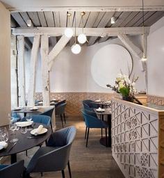 Gourmet Restaurant in Paris by Alia Bengana + Atelier BEPG 2