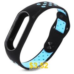 Ventilate #Wristband #for #Xiaomi #Mi #Band #2 #- #BLUE