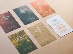 Good design makes me happy: Studio Love: Caava Design #cards #business