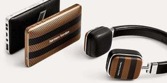 Coach X Harman Kardon Headphones + Speakers #Coach #HarmanKardon #SohoWireless #EsquireMini