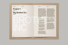 This is Real Art | Projects | Privacy International | Prospectus 2012/2013 #overlay