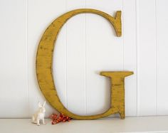 OldNewAgain #inspiration #creative #yellow #wood #ty #art #decoration #typography