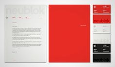 Onestep Creative - The Blog of Josh McDonald » Neublok Branding by Neografik