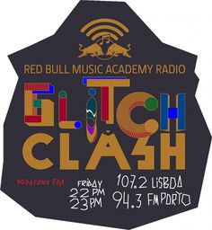 Todos os tamanhos | Glitch Clash — Red Bull Music Academy | Flickr – Compartilhamento de fotos! #glitchclash #sticker #redbull