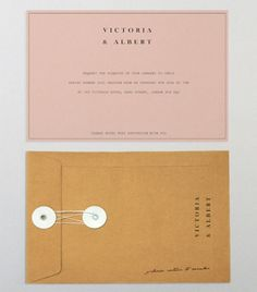 Design Work Life » cataloging inspiration daily #fashion #invite #identity #stationery