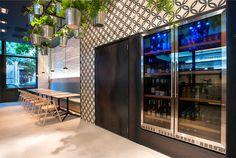 Greek Restaurant by Gasparbonta - #decor, #interior, #restaurant