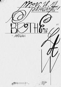 Braulio Amado #typography #poster