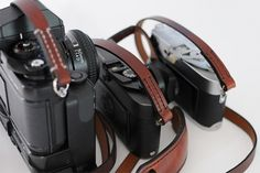 T I P T O N & CO.: STRAPPED : PART  #camera #leather