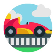 See more icon inspiration related to car, sports and competition, formula one, formula, racing car, formula 1, racing, transportation, sports and transport on Flaticon.