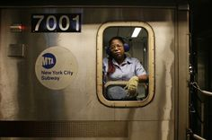 Newyorksubwaydrivers 2 #york #portrait #subway #new