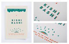 Chris Baker | Kishi Bashi Poster #kishi #print #bash #screen #poster