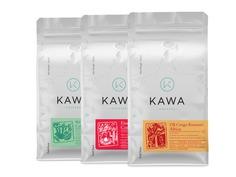 Single Origin Coffee by Kawa Coffees - Ruto Design Studio
