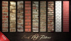 100 Brick Wall Textures And Backgrounds