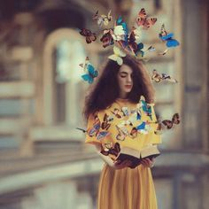 Stunning Surreal Photography by Oleg Oprisco #photography #surreal #stunning #model #inspiration