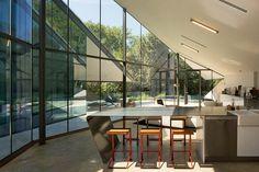 A FEW STEPS BELOW GROUND: EDGELAND RESIDENCE BY BERCY CHEN STUDIO #architecture